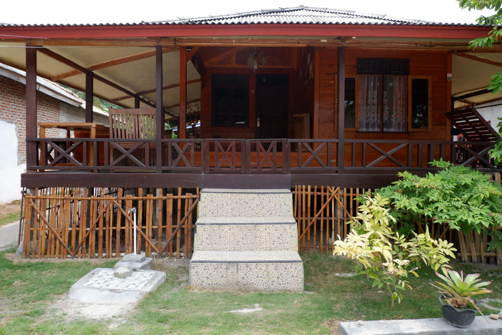 Cottage Pahawang
